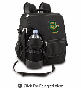Picnic Time Turismo Black - Embroidered Baylor University Bears