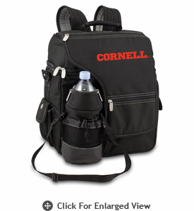 Picnic Time Turismo Black - Embroidered Cornell University Bears