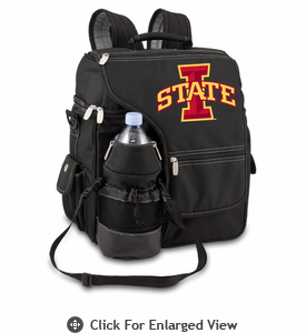 Picnic Time Turismo Black - Embroidered Iowa State Cyclones