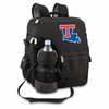 Picnic Time Turismo Black - Embroidered Louisiana Tech Bulldogs