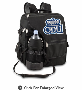 Picnic Time Turismo Black - Embroidered Old Dominion Monarchs