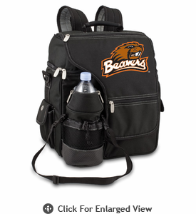 Picnic Time Turismo Black - Embroidered Oregon State Beavers