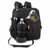 Picnic Time Turismo Black - Embroidered Purdue University Boilermakers