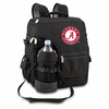 Picnic Time Turismo Black - Embroidered University of Alabama Crimson Tide