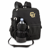 Picnic Time Turismo Black - Embroidered University of Colorado Buffaloes