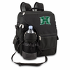 Picnic Time Turismo Black - Embroidered University of Hawaii Warriors
