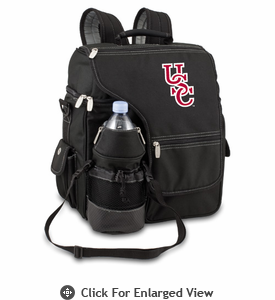 Picnic Time Turismo Black - Embroidered University of South Carolina Gamecocks