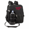 Picnic Time Turismo Black - Embroidered Virginia Tech Hokies