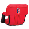 Picnic Time Ventura Seat - Red Boston Red Sox