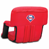 Picnic Time Ventura Seat - Red Philadelphia Phillies