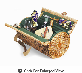 Picnic Time™  Verona Wine Basket for 2