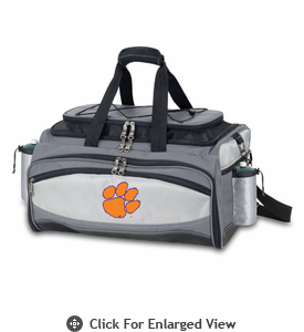 Picnic Time Vulcan - Digital Print Clemson University Tigers