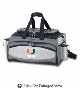 Picnic Time Vulcan - Digital Print University of Miami Hurricanes