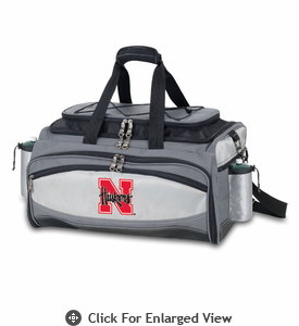 Picnic Time Vulcan - Digital Print University of Nebraska Cornhuskers