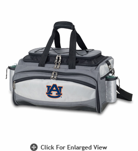 Picnic Time Vulcan - Embroidered Auburn University Tigers