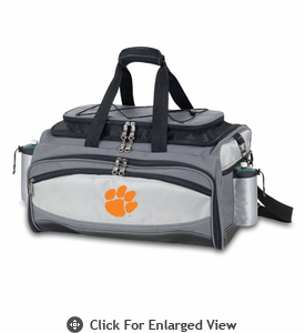 Picnic Time Vulcan - Embroidered Clemson University Tigers