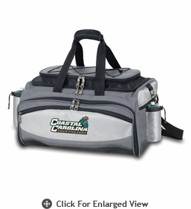 Picnic Time Vulcan - Embroidered Coastal Carolina Chanticleers