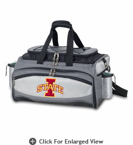 Picnic Time Vulcan - Embroidered Iowa State Cyclones