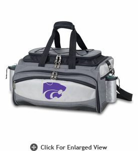 Picnic Time Vulcan - Embroidered Kansas State Wildcats