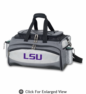 Picnic Time Vulcan - Embroidered LSU Tigers