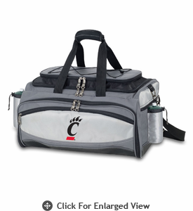 Picnic Time Vulcan - Embroidered University of Cincinnati Bearcats