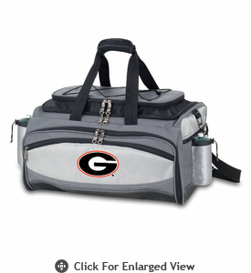 Picnic Time Vulcan - Embroidered University of Georgia Bulldogs