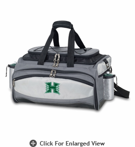 Picnic Time Vulcan - Embroidered University of Hawaii Warriors