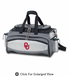 Picnic Time Vulcan - Embroidered University of Oklahoma Sooners