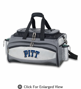 Picnic Time Vulcan - Embroidered University of Pittsburgh Panthers