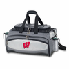Picnic Time Vulcan - Embroidered University of Wisconsin Badgers