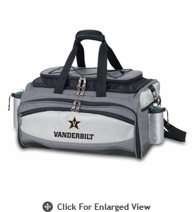 Picnic Time Vulcan - Embroidered Vanderbilt University Commodores