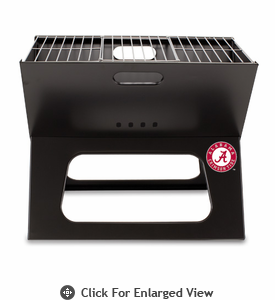 Picnic Time X-Grill University of Alabama Crimson Tide