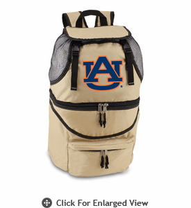 Picnic Time Zuma Digital Print - Beige Auburn University Tigers