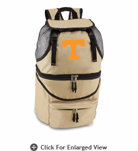 Picnic Time Zuma Digital Print - Beige University of Tennessee Volunteers