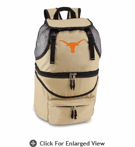 Picnic Time Zuma Digital Print - Beige University of Texas Longhorns