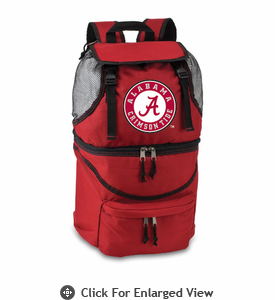 Picnic Time Zuma Digital Print - Red University of Alabama Crimson Tide