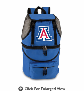Picnic Time Zuma Digital Print - Red University of Arizona Wildcats
