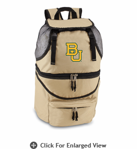 Picnic Time Zuma Embroidered - Beige Baylor University Bears