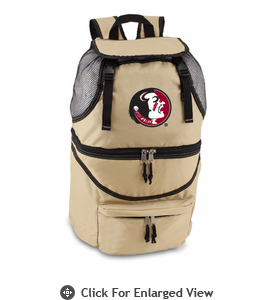 Picnic Time Zuma Embroidered - Beige Florida State Seminoles