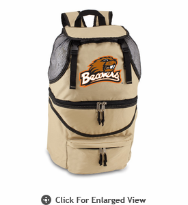 Picnic Time Zuma Embroidered - Beige Oregon State Beavers