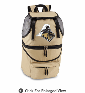 Picnic Time Zuma Embroidered - Beige Purdue University Boilermakers