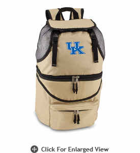 Picnic Time Zuma Embroidered - Beige University of Kentucky Wildcats