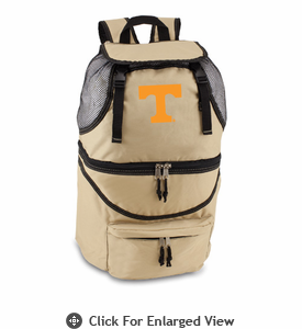 Picnic Time Zuma Embroidered - Beige University of Tennessee Volunteers