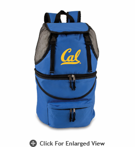 Picnic Time Zuma Embroidered - Blue UC Berkeley Golden Bears