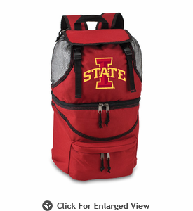 Picnic Time Zuma Embroidered - Red Iowa State Cyclones