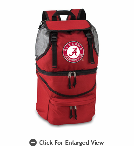 Picnic Time Zuma Embroidered - Red University of Alabama Crimson Tide