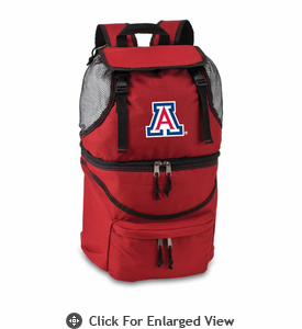 Picnic Time Zuma Embroidered - Red University of Arizona Wildcats