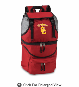 Picnic Time Zuma Embroidered - Red USC Trojans