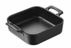 Revol Porcelain Belle Cuisine Square Baking Dish 12.25oz Cast Iron Style
