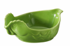 Revol Porcelain Happy Cuisine Poultry Dish Lime Green 7 oz.